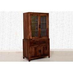 Crockery Unit: Buy Wooden Crockery Cabinet Online Upto OFF Crockery Cabinet, China Cabinet, Crockery Units, Buy Kitchen, Wooden Kitchen, Kitchen Cabinets, Wooden Street, Units Online