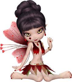 ENCANTO DE GIFS: Resumo das mais belas bonecas