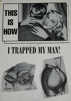 The classic TnA trap!