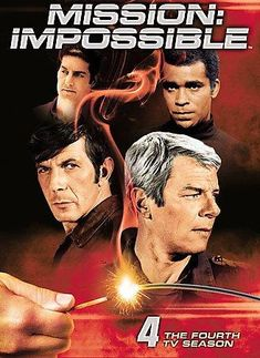 Mission: Impossible - The Fourth TV Season Tarzan, Mission Impossible Tv Series, Jerry Taylor, Kobra, Peter Graves, Star Trek Posters, Movie Posters, Mejores Series Tv, Movies