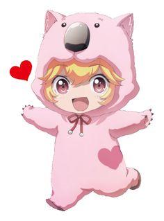 Yumoto- Binan Koukou Chikyuu Bouei-bu LOVE!