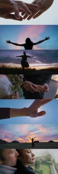 To the wonder . Beautiful movie by Terence Malick. Cinematography by Emmanuel Lubezki. Genius.