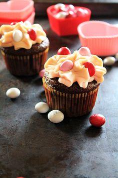 SHINER BOCK cupcakes!