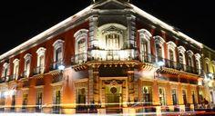 Ubicacion - Visita Durango  Palacio de las Lagrimas  5 de Febrero esq Juarez.   Inmueble majestuoso construido en 1894, dicen que su nombre provienen del llanto de dos señoritas que sintieron tristeza al tener que vender el inmueble.