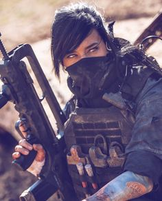 Image may contain: one or more people Anime Poses Female, Alex Zedra, Military Women, Military Soldier, Navy Military, Warrior Girl, Female Soldier, Badass Women, Anime Guys