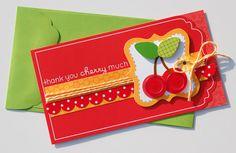 "Thank You ""Cherry"" Much *Doodlebug* - Scrapbook.com"