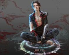 Gu Jian Qi Tan by hiliuyun on DeviantArt