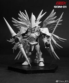 Digimon Dxedge