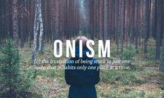Occhiolism | Tumblr