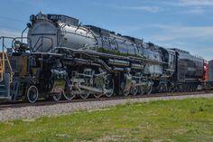Union Pacific Train, Union Pacific Railroad, Big Boy 4014, Flying Scotsman, Railroad Photography, Railway Museum, Rail Car, Train Pictures, Train Engines