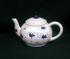 Tea Pot. Dragonfly Tea Pot. Dragonfly. Tea. by SaraHunterDesigns, $68.50