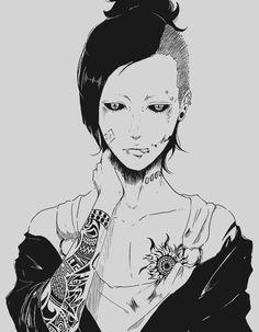 tokyo ghoul, uta, and anime image