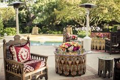 Destination Weddings: East meets West, Hindu & Catholic wedding ceremony.