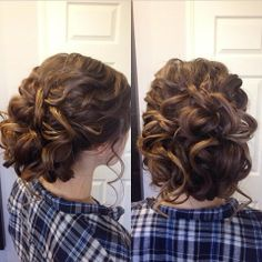 Wedding or Prom Updo