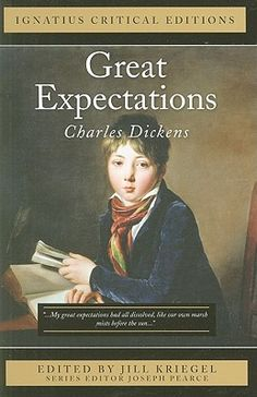 Great Expectations is one of my ideal books.  I never, ever tire of the story and Dickens' creativity and twists.