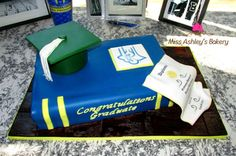 Beaufort High School Graduation Cake!