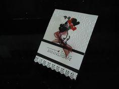 wedding/anniversary greeting card