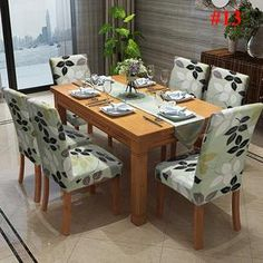 Decorative Chair Covers - Shipping Worldwide, Off Just Today, Refund Money Fully, Guarantee, Buy it now online from wowelo. Desk Chair Covers, Dining Room Chair Covers, Stretch Chair Covers, Dining Room Chairs, Dining Furniture, Table And Chairs, Outdoor Furniture Sets, Sofa Covers, Banquet