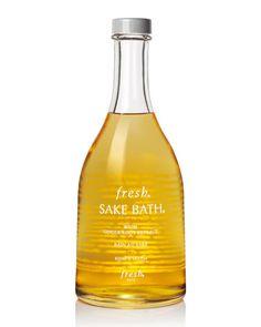 Sake Bath by Fresh at Neiman Marcus.