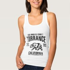 Torrance Tank Top - vintage gifts retro ideas cyo