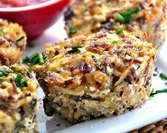 Crispy Quinoa Bites - with Vidalia onions!  (can you tell I love those onions?)