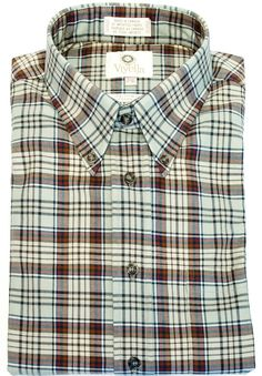 The Abbey, just added Button-Down Colla... Check it out here http://theabbeycollection.ca/products/button-down-collar-long-sleeve-plaid-sport-shirt-by-viyella-1?utm_campaign=social_autopilot&utm_source=pin&utm_medium=pin