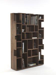 Neuma bookshelves by Riva 1920 - Via Designresource.co