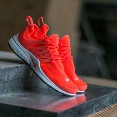 Nike Wmns Air Presto Total Crimson/ Bright Crimson-White-Black