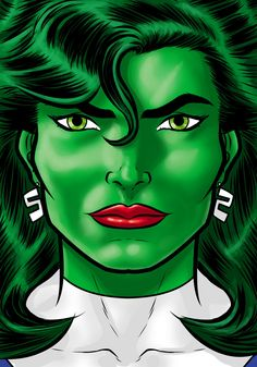 She Hulk P. series by Thuddleston.deviantart.com on @DeviantArt