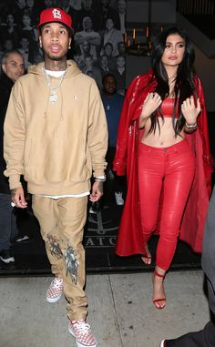 Is Something Going on With Kylie Jenner and Tyga?