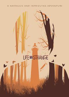 ArtStation - Life Is Strange, 龚 宇江