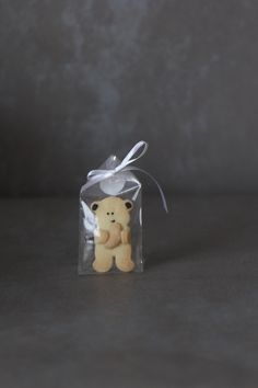 Ayıcıklı Badem Kurabiye / Bear Almond Cookie