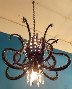 41 Fabulous Chandelier You Can Try. A room with a chandelier it's always more impressive than not. The chandelier always stands out and makes the person walking into the room where it is hung stand . Gothic House, My New Room, Home Improvement, New Homes, Sweet Home, Creations, Room Decor, Room Art, House Design