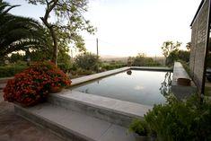 La piscina Interior Exterior, Interior Design, Outdoor Rooms, Outdoor Decor, Porches, Villa, Architecture, Inspiration, Home Decor