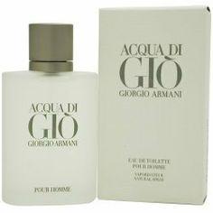 Giorgio Armani Acqua Di Gio Pour Homme 3.4 oz Eau de Toilette Spray by Giorgio Armani. $63.74