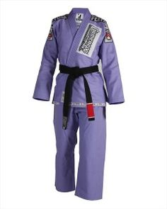 Gameness Women's Gi Feather - Violet