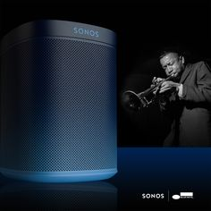 Calling all jazz lovers: the Blue Note Records limited edition Sonos PLAY:1 will be available March 5.