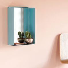 Mirror Box - Turquoise/Grey | Konstantin Slawinski