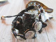 Zenmundi Nepalese 8 auspicious symbol bracelet give a way