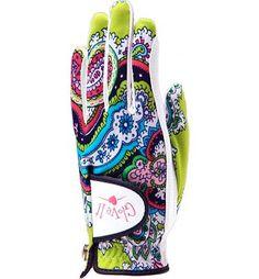 Glove It Women's Golf Glove - Riviera Print