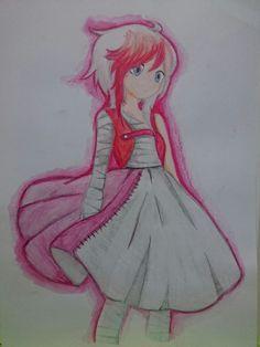 Anime fantazy girl