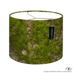 Lamp Shade  Moss by ChromaticaGroup on Etsy