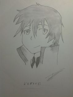 Kirito of Sword Art Online