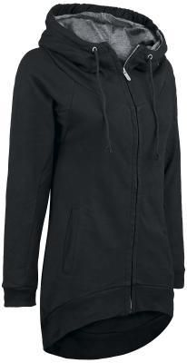 Zip-Up Longjacket von Forplay
