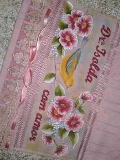 Mimí Nagel Pintura em tecidos