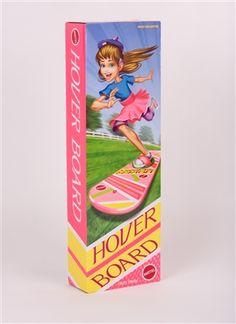Mattel Back to the Future Part II Hover Board Replica