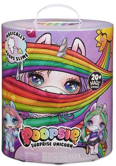 Poopsie Surprise Unicorn - Pink or Rainbow Birthday Party Supplies Baby Girl Toys, Toys For Girls, Kids Toys, Baby Girls, Rainbow Slime, Rainbow Unicorn, Magic Slime, Unicorn Surprise, Surprise Surprise