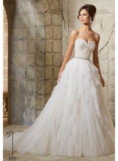 Mori Lee 5366 Size 6 $1,098 - Debra's Bridal Shop at The Avenues 9365 Philips Highway Jacksonville, FL 32256 (904) 519-9900