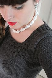 Ravelry: Blanche Too pattern by Susan Crawford