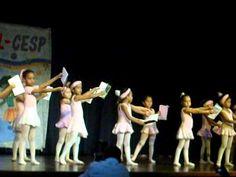 Apresentação de Ballet Ana Mel - O Caderno
